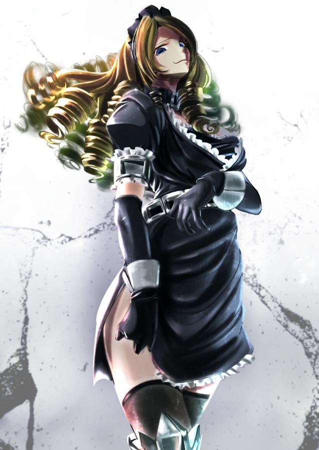 Tags: Anime, Pixiv Id 20804887, Overlord, Solution Epsilon