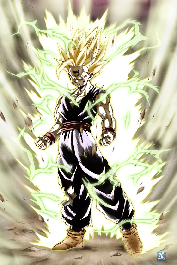 Son Gohan Dragon Ball Mobile Wallpaper 712380 Zerochan