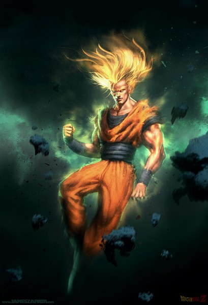 Tags: Anime, DRAGON BALL, Son Goku (DRAGON BALL), Super Saiyan, Super Saiyan 3