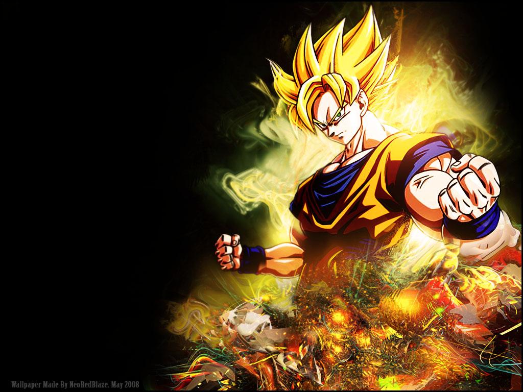 son goku (dragon ball) wallpaper #1036046 - zerochan anime image board