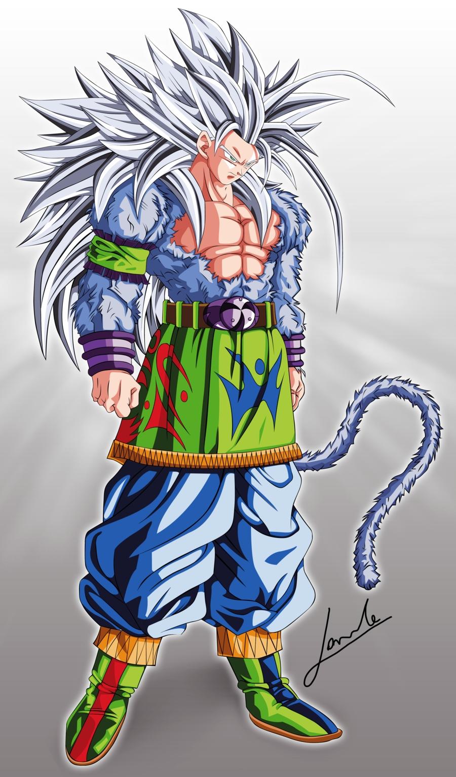 Super Saiyan 5 Dragon Ball Zerochan Anime Image Board