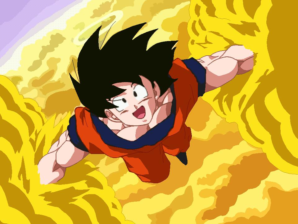 Son goku dragon ball image 1443426 zerochan anime - Dragon ball z goku son ...