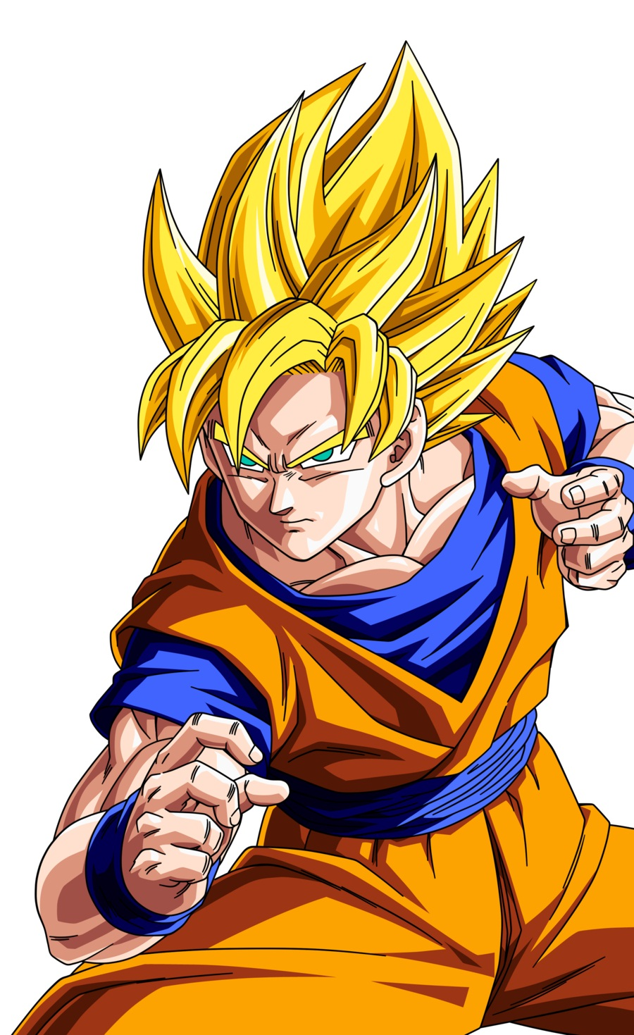 Son goku dragon ball image 1622796 zerochan anime - Dragon ball z goku son ...