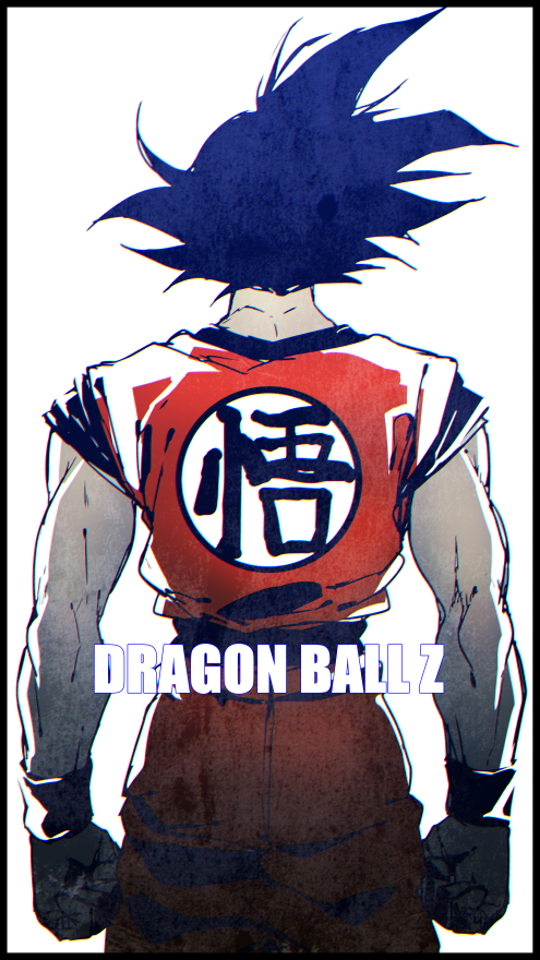 Son goku dragon ball zerochan anime image board - Dragon ball z goku son ...