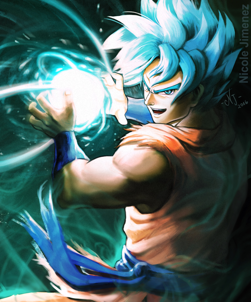 Nonton Anime Sub Indo Dragon Ball Super: Son Goku (DRAGON BALL) Image #2035495