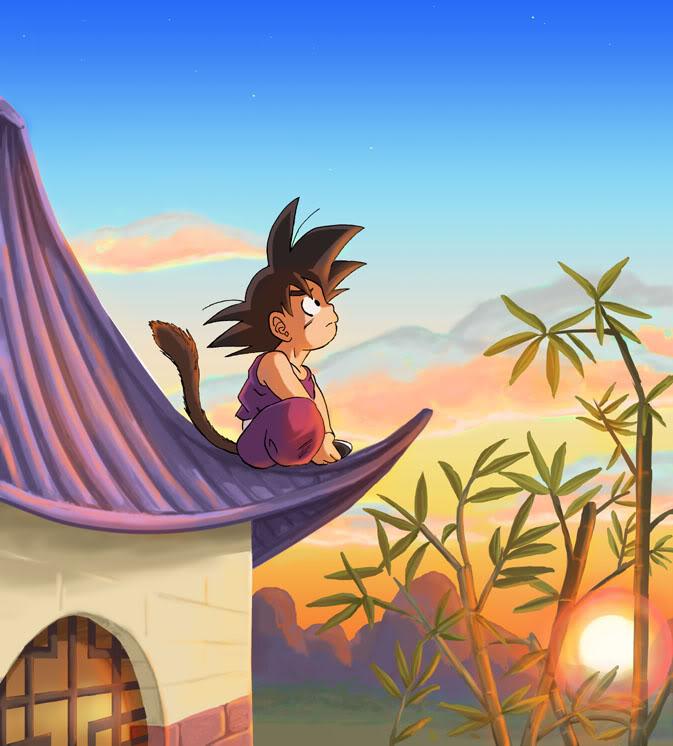 Son Goku Dragon Ball Zerochan Anime Image Board