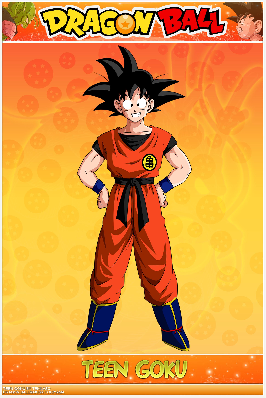 Dragonball Z Son Goku
