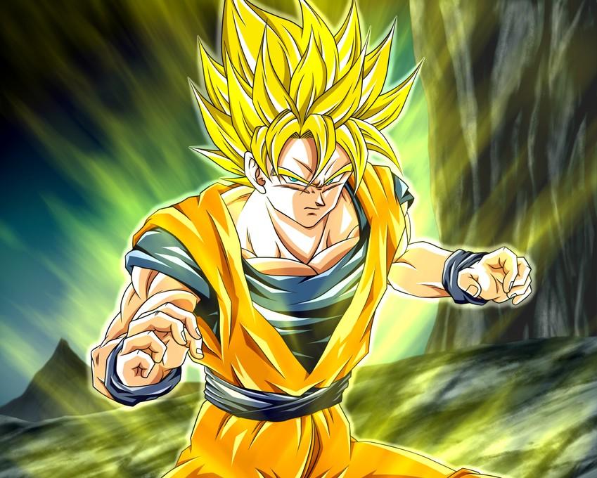 Son Goku (DRAGON BALL) Image #868874