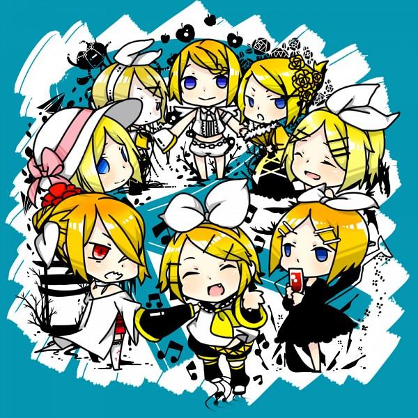 Tags: Anime, Lou (Mangaka), Vocaloid, Kagamine Rin