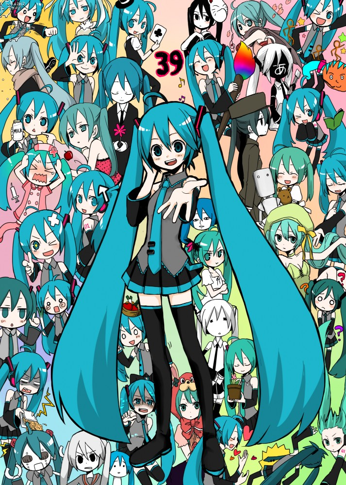 Free Hatsune Miku Porn Videos from Thumbzilla
