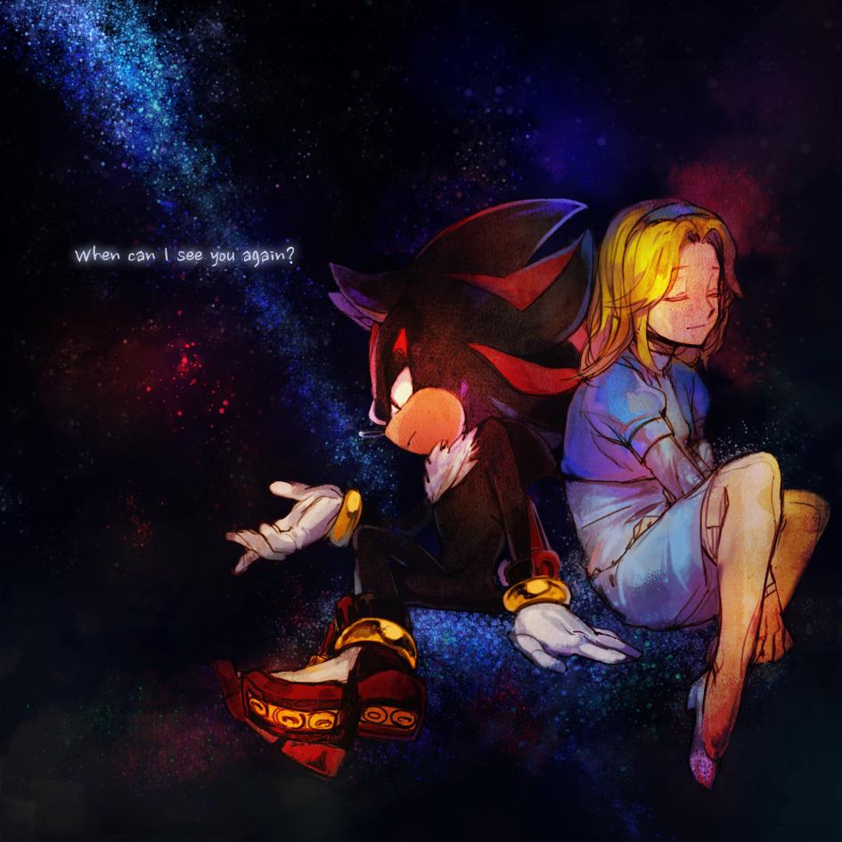 Maria Robotnik - Sonic Adventure 2 Battle - Zerochan Anime Image Board