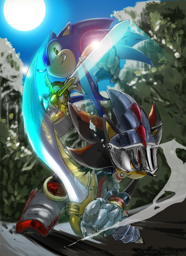 Sonic And The Black Knight Zerochan Anime Image Board