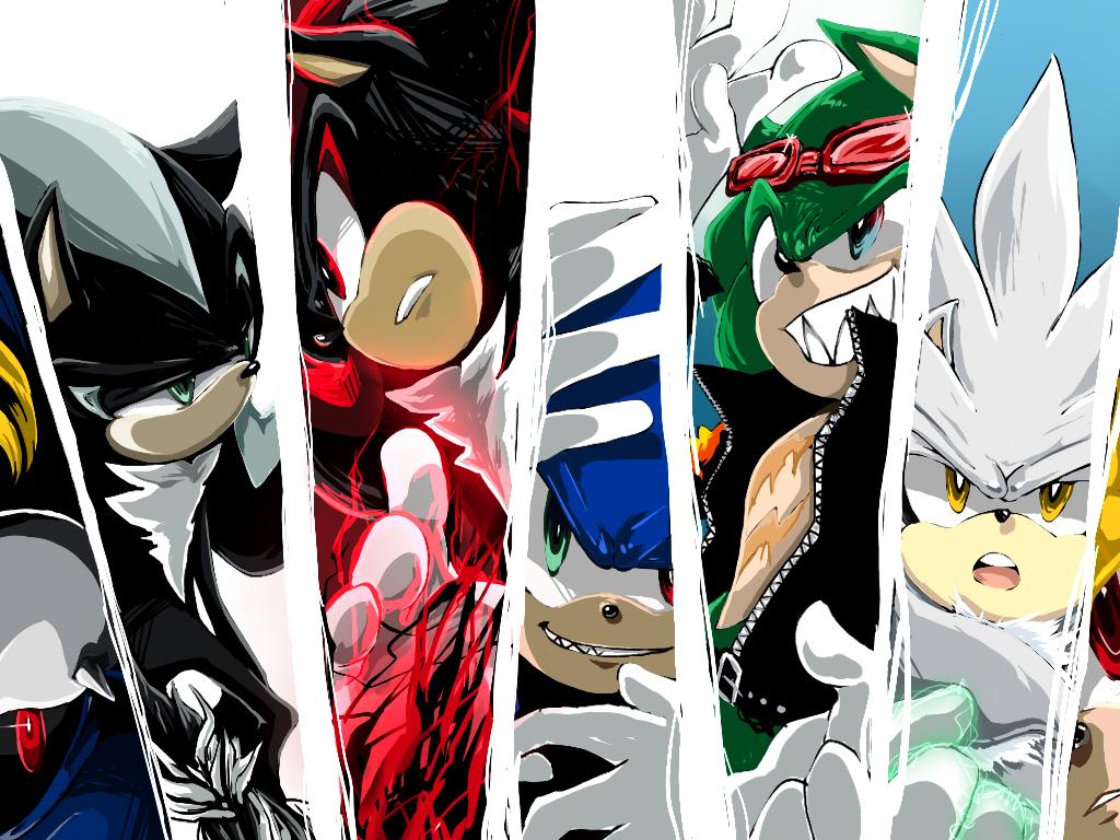 Metal Sonic Sonic Cd Zerochan Anime Image Board