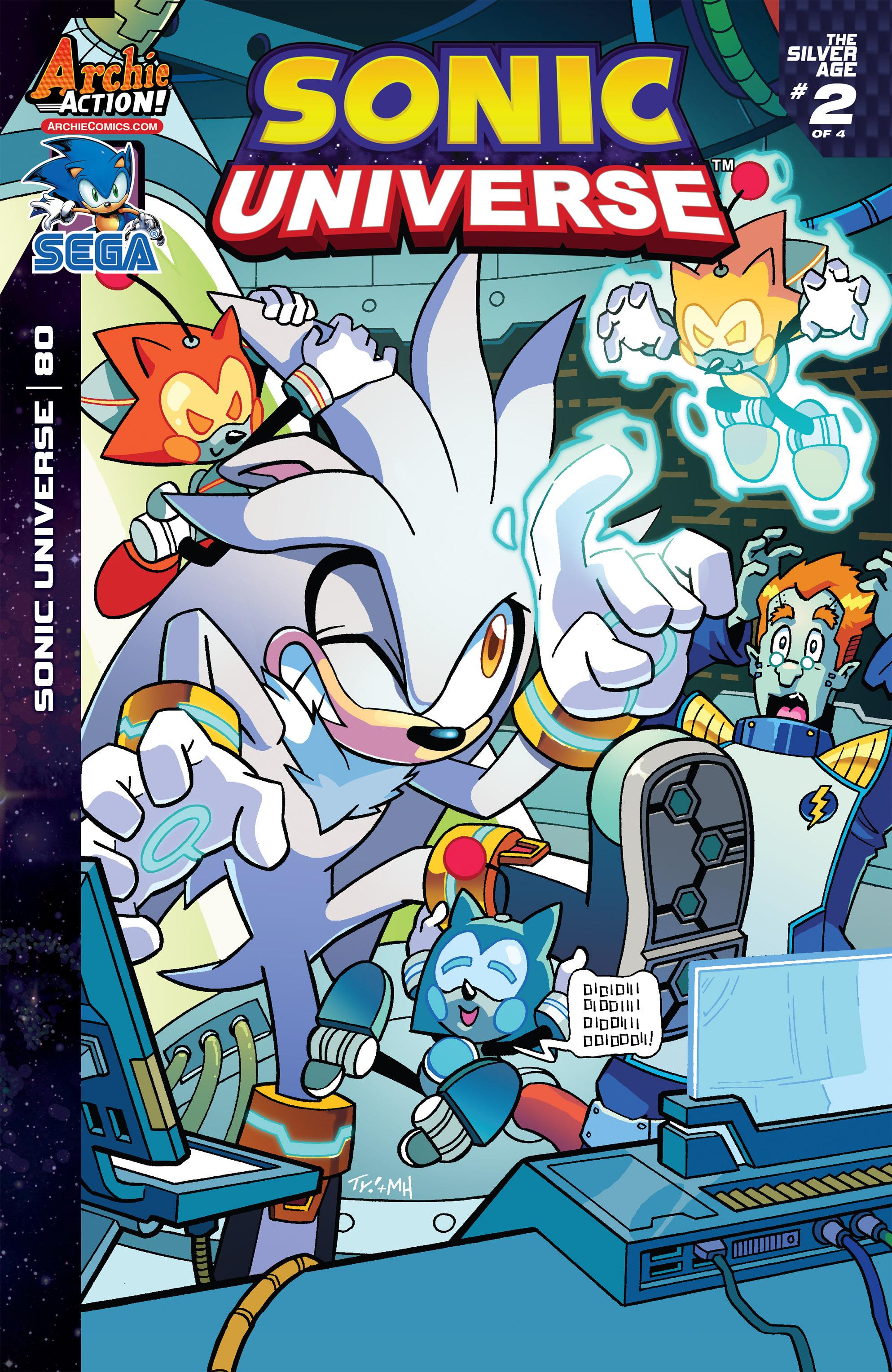 Sonic Comics Download