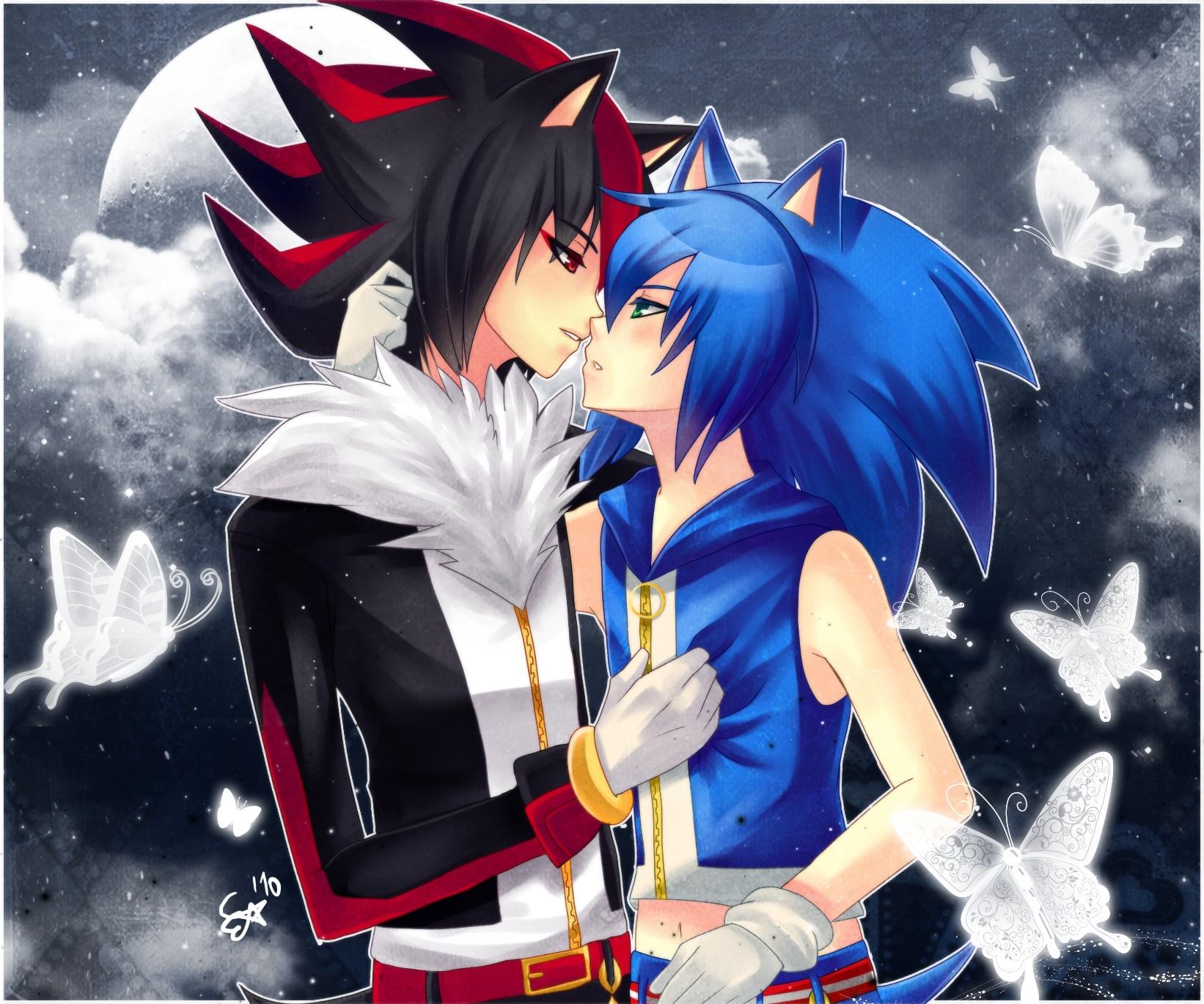Sonic anime porn