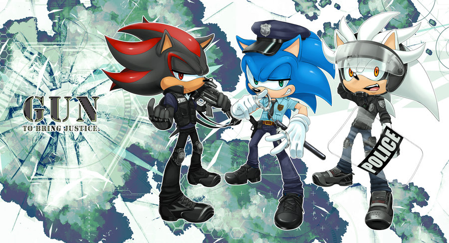 Characters Images Silver Pigstruction: Sonic The Hedgehog Image #1461193