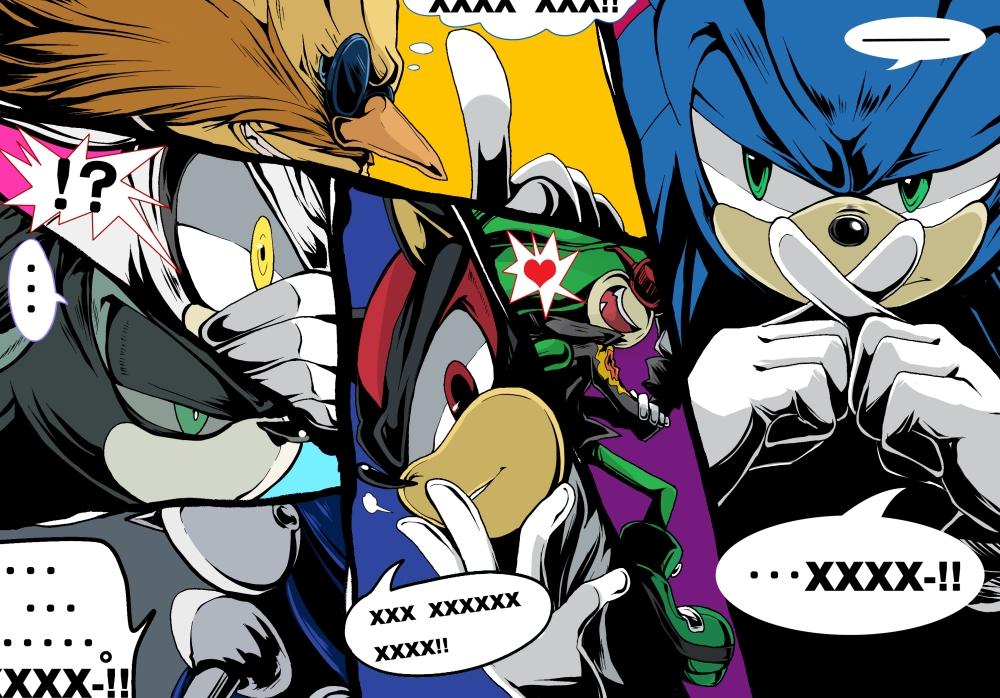 Doctor Eggman - Sonic the Hedgehog - Zerochan Anime Image ... Руж И Соник