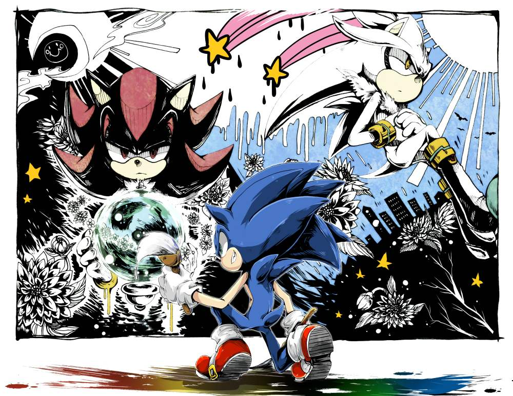 Characters Images Silver Pigstruction: Sonic The Hedgehog Image #1501296