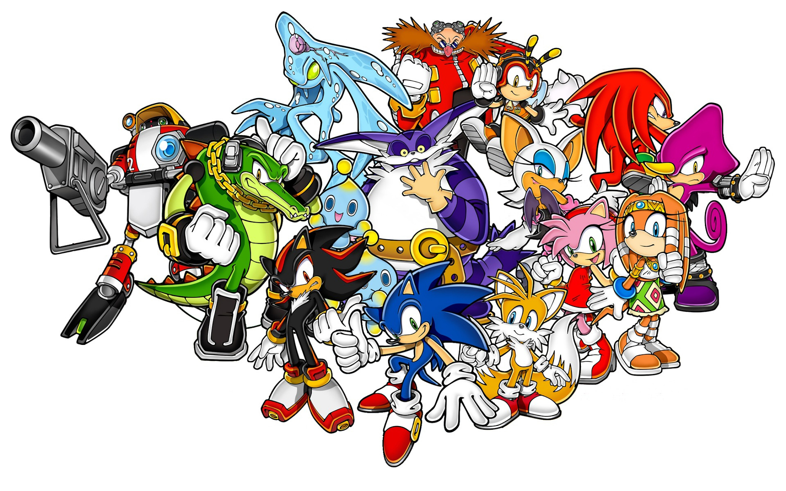 sonic the hedgehog character wallpaper zerochan anime image board