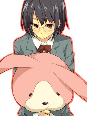 Tags: Anime, Circa, DURARARA!!, Sonohara Anri