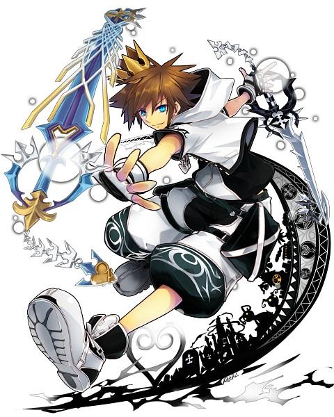 Sora Kingdom Hearts 1520074: Sora (Kingdom Hearts)/#1719166