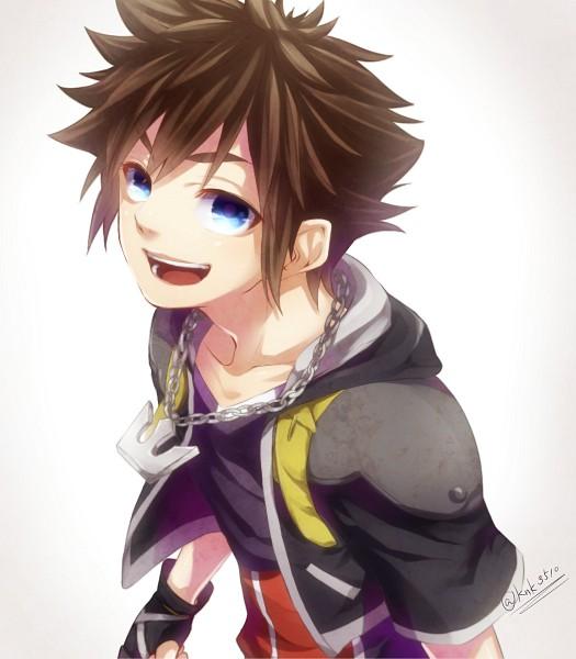 Tags Anime Fanart Kingdom Hearts Sora Pixiv: Sora (Kingdom Hearts)/#1799118