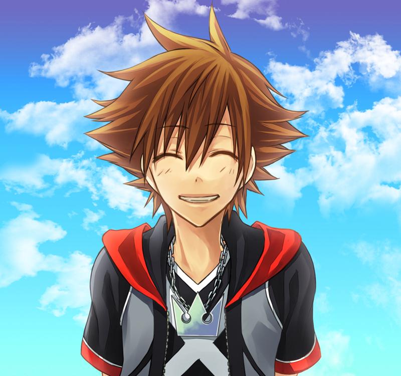 Tags Anime Fanart Kingdom Hearts Sora Pixiv: Sora (Kingdom Hearts) Image #1136500