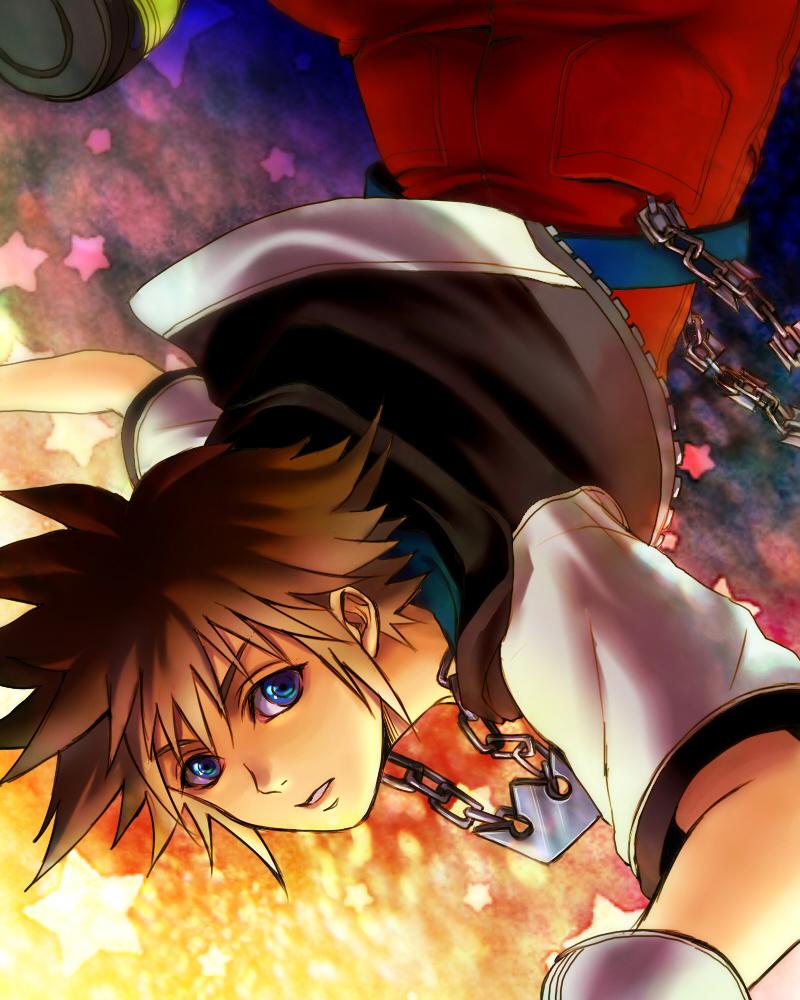 Tags Anime Fanart Kingdom Hearts Sora Pixiv: Sora (Kingdom Hearts) Image #1330641