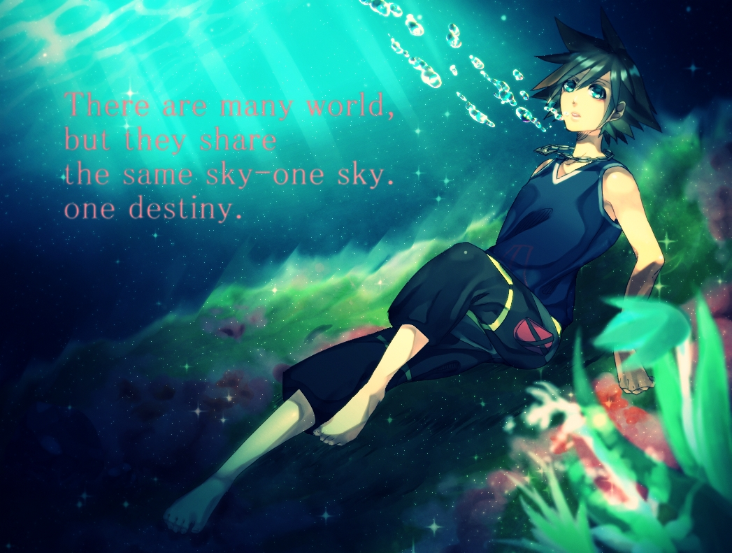 Sora (Kingdom Hearts)/#1495559 - Zerochan