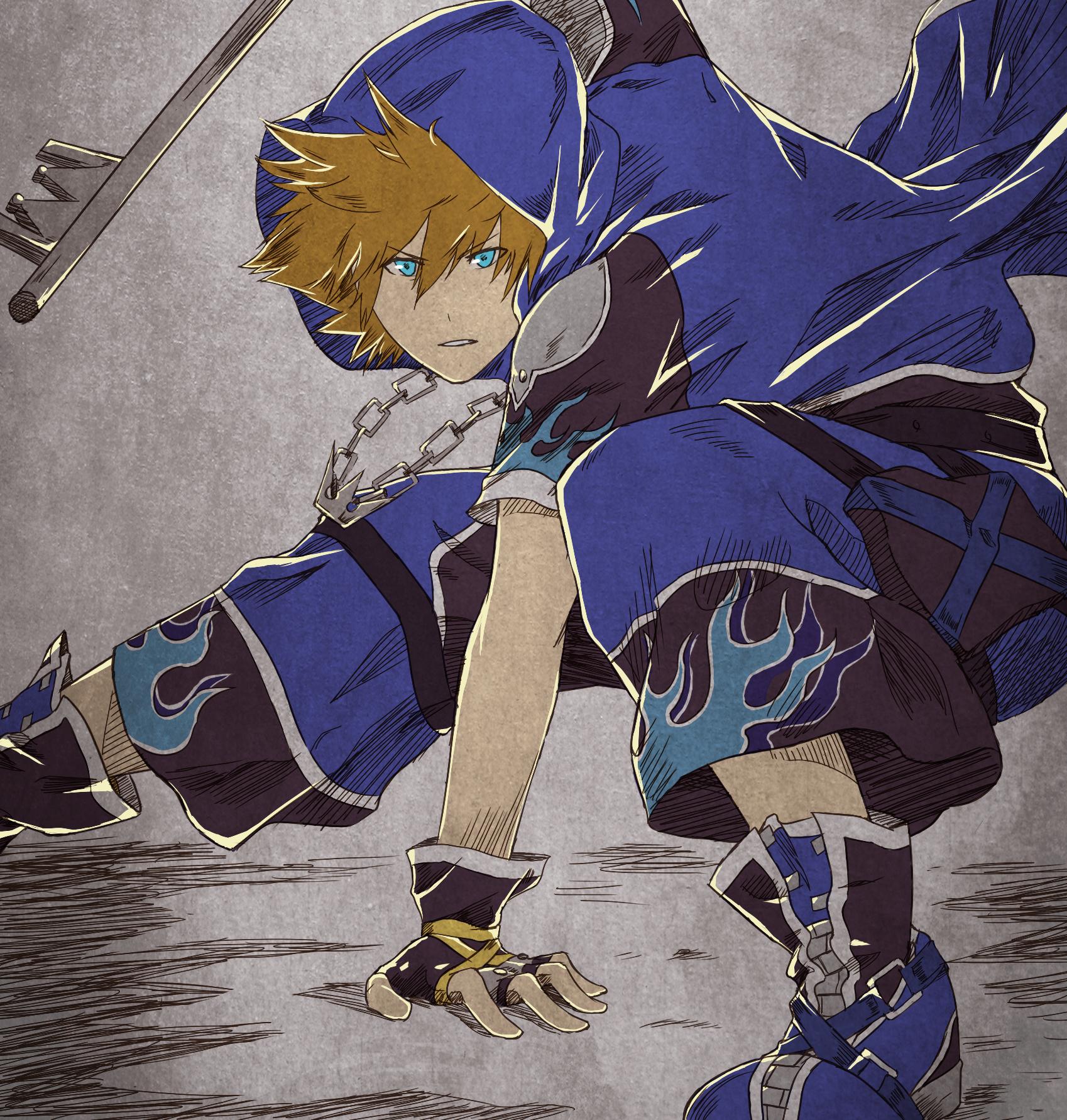 Wisdom Form - Sora (Kingdom Hearts) - Zerochan Anime Image Board