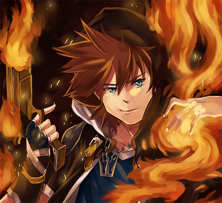 Sora (Kingdom Hearts) Image #1614711