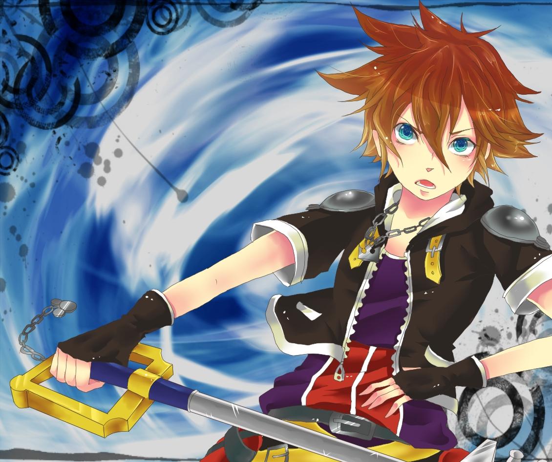 Tags Anime Fanart Kingdom Hearts Sora Pixiv: Sora (Kingdom Hearts) Image #1720057