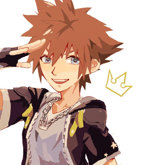 Tags Anime Fanart Kingdom Hearts Sora Pixiv: Sora (Kingdom Hearts) Image #1781225