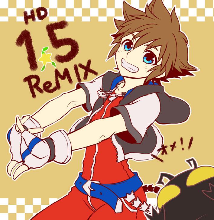 Tags Anime Fanart Kingdom Hearts Sora Pixiv: Sora (Kingdom Hearts) Image #1824703