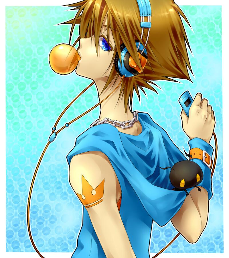 Sora Kingdom Hearts Download Image