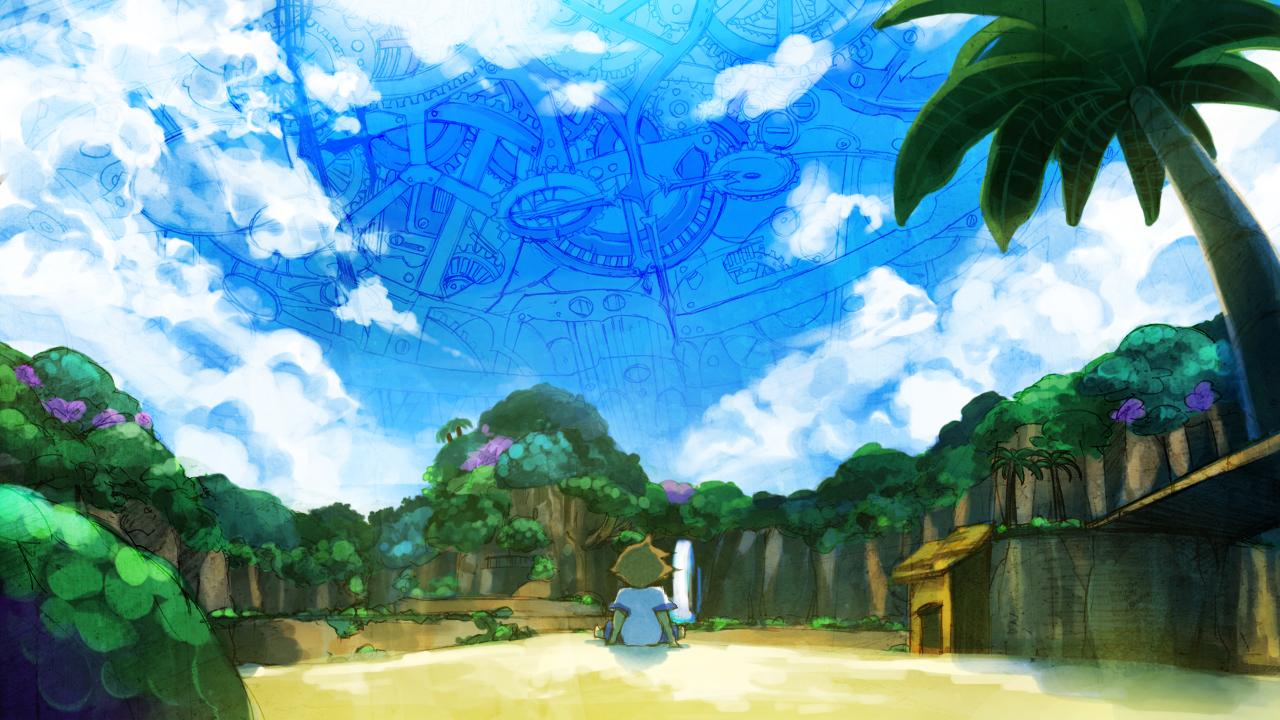 Adea dolazi u pustinju Sora.%28Kingdom.Hearts%29.full.492005