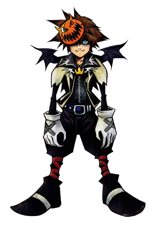 Halloween Town, Sora (Kingdom Hearts) - Zerochan Anime Image Board