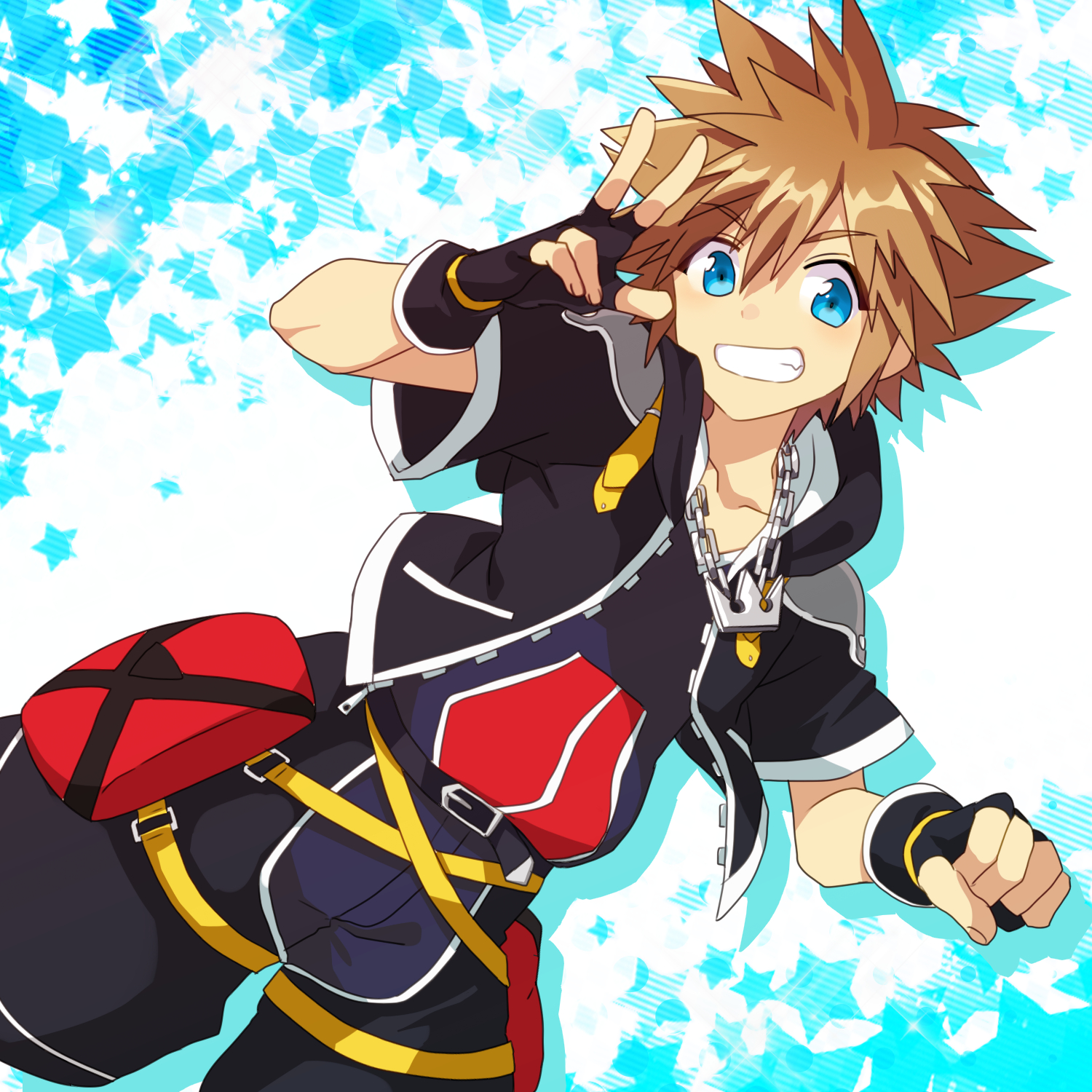 "Sora Kingdom Hearts Image 745376: ""Silver's Journal"""