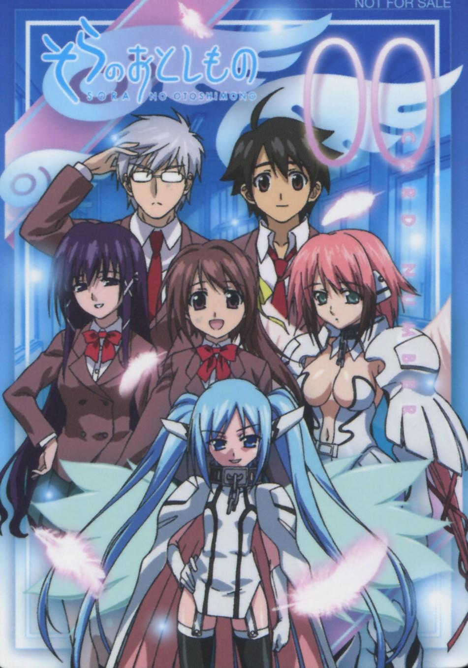 Satsukitane Mikako Sora No Otoshimono Zerochan Anime Image Board