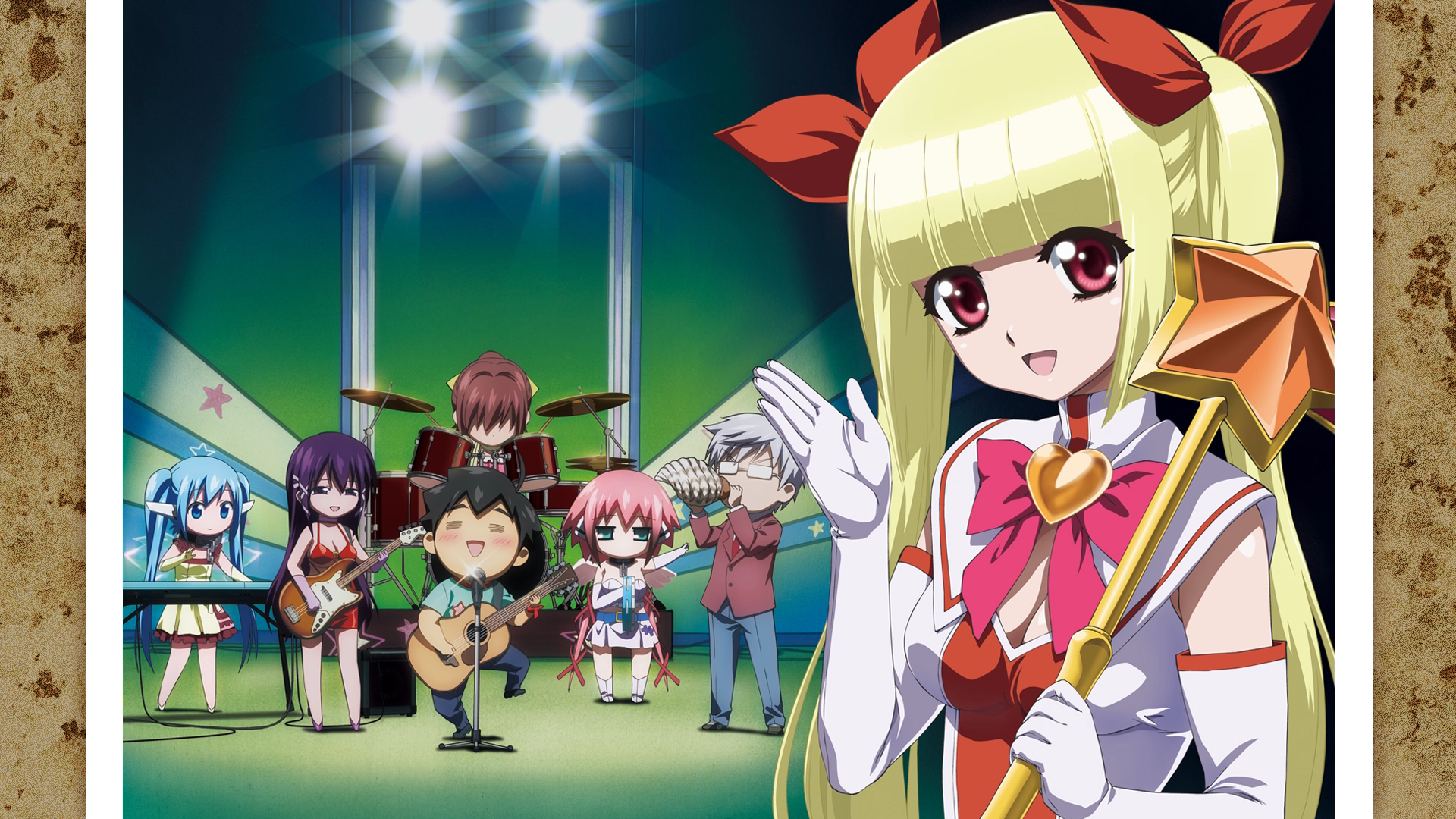 Sora No Otoshimono Heaven S Lost Property Hd Wallpaper 792001