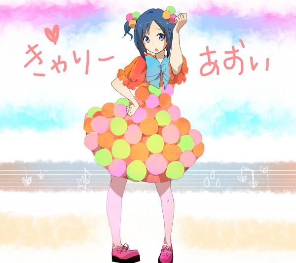 Tags: Anime, Inazuma Eleven GO, Sorano Aoi, Pixiv Id 4390783