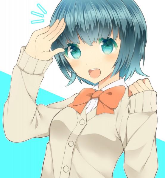 Tags: Anime, Sweater, 29jill, Inazuma Eleven GO, Sorano Aoi, Inazuma Eleven GO Galaxy