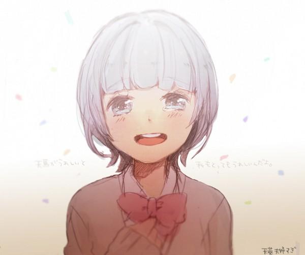Tags: Anime, Sweater, Confetti, Tomo, Inazuma Eleven GO, Sorano Aoi, Inazuma Eleven GO Galaxy