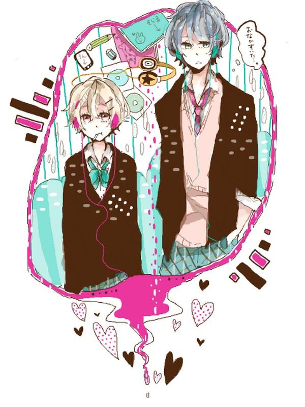 Tags: Anime, Lon, Soraru, Nico Nico Singer