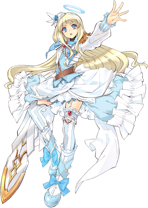 Tags: Anime, Ito Noizi, Nippon Ichi Software, Kamisama to Unmei Kakumei no Cross Thesis, Soraumi Jupiel, Cover Image, Official Art, Mobile Wallpaper
