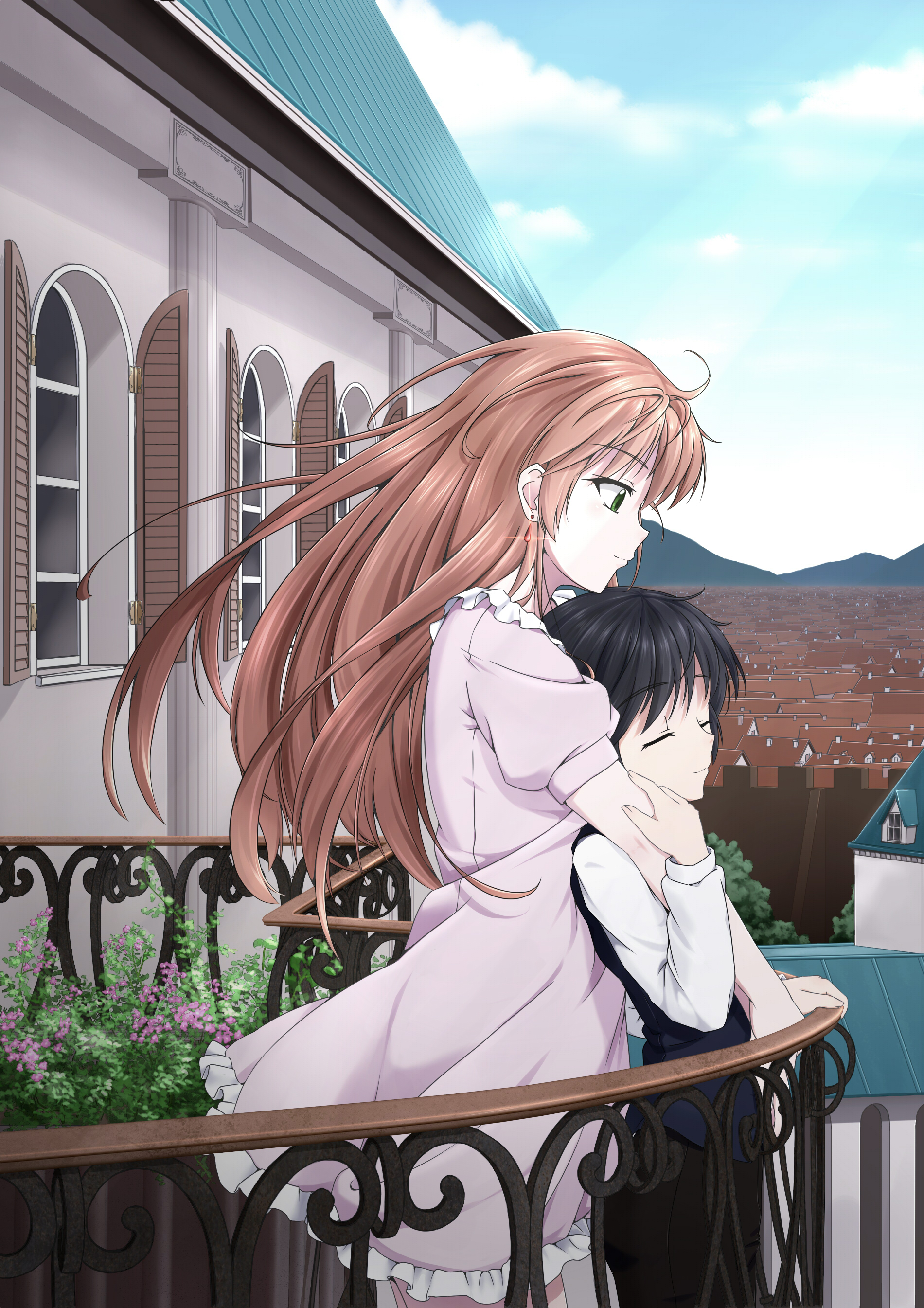 dedo En cantidad fe  Soredemo Sekai wa Utsukushii - Zerochan Anime Image Board