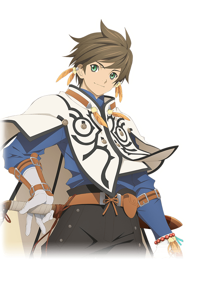 Tags: Anime, Bandai Namco Entertainment, Tales of Link, Sorey (Tales of Zestiria), PNG Conversion, Official Art