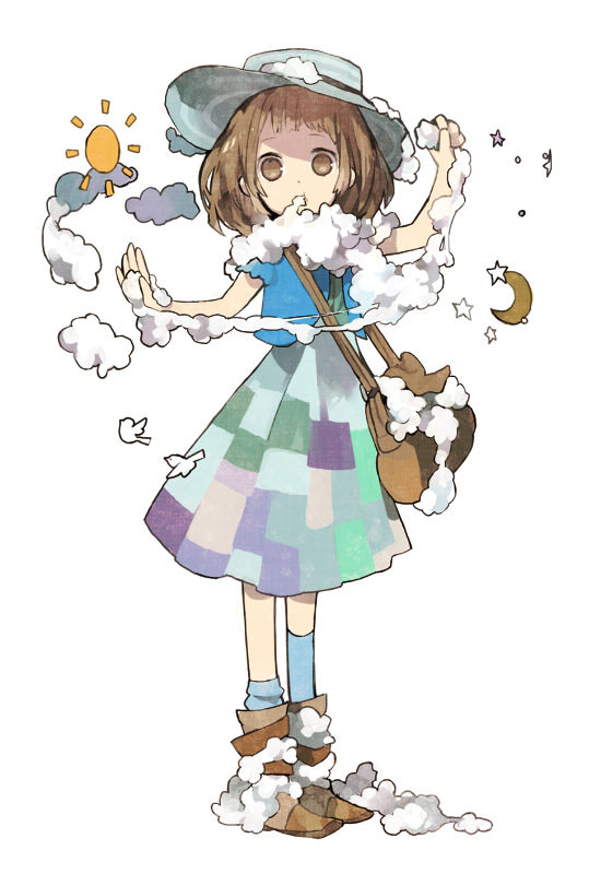 Tags: Anime, Soto, Pixiv, Original, Mobile Wallpaper