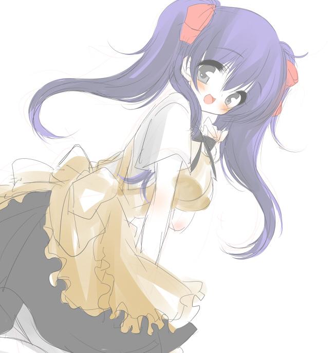 Tags: Anime, Marone, Working!!, Souma Hiroomi, Sketch