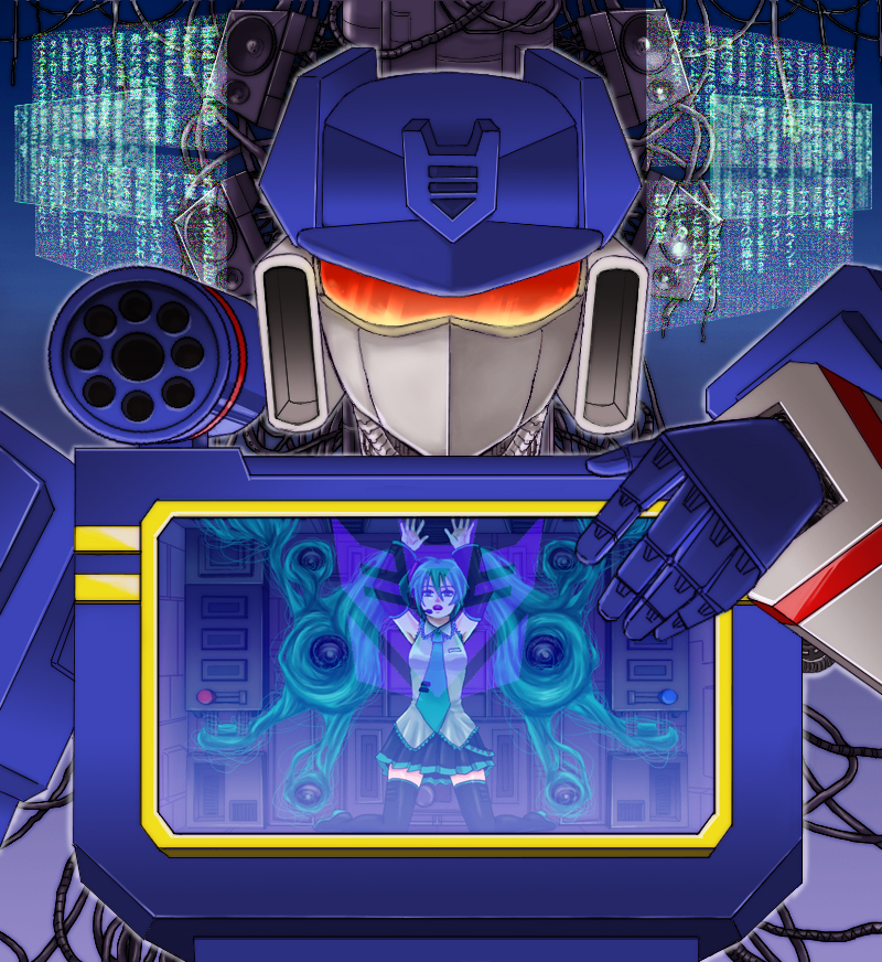 Soundwave (Transformers) Image #438539 - Zerochan Anime
